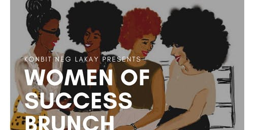 Konbit Neg Lakay Presents: Women of Success Brunch