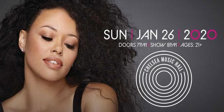 Elle Varner with Special Guest J. Brown tickets