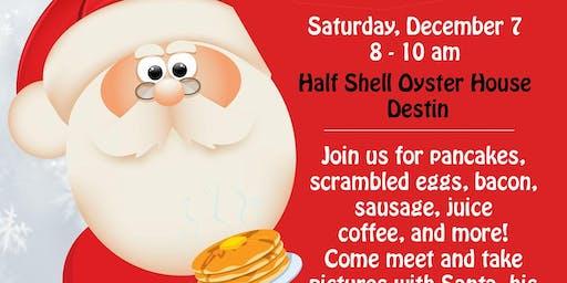 Santa's Pancake Breakfast - HoHoHo