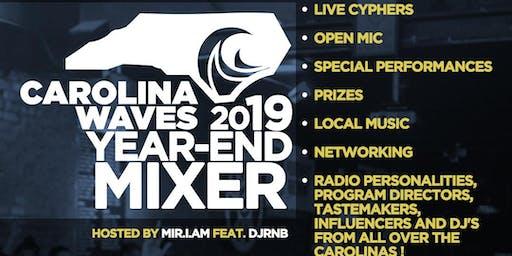 Carolina Waves 2019 Year-End Mixer