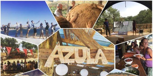 Extended Permaculture Design Course at Azula, Portugal May 1st - 23rd 2020