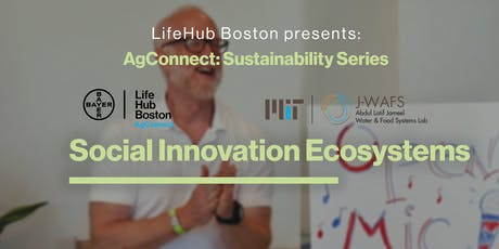 AgConnect: Social Innovation Ecosystems tickets