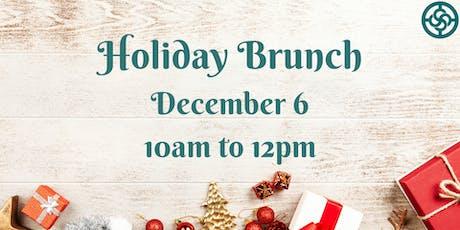 December Holiday Brunch tickets