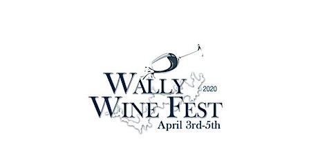 Wally Wine Fest Tickets tickets