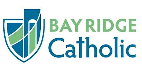Bay Ridge Catholic  -  Parent Engagement  Committee  - kick off meeting tickets