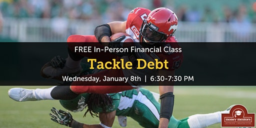 Tackle Debt | Free Financial Class, Red Deer