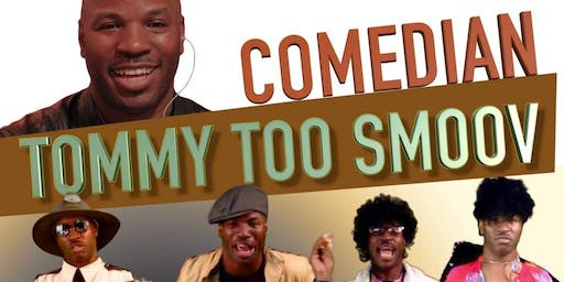 Comedy and Cosmos with Tommy Too Smoov at 8 Point Bistro