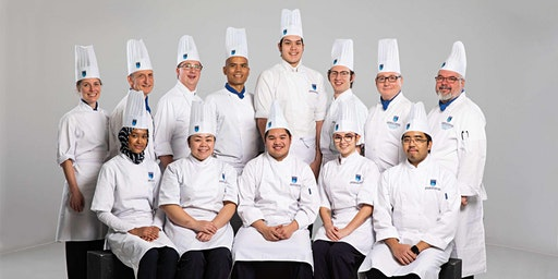 NAIT Culinary Team Luncheon