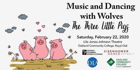 The Three Little Pigs tickets