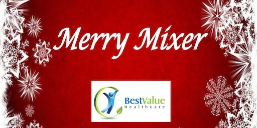 MERRY MIXER - Free Food, Open Bar, Live Music, Door Prizes & Games!