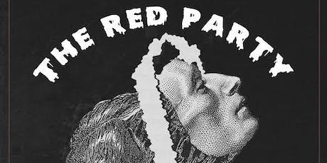 The Red Party Presents: Unmaker (Live!) tickets