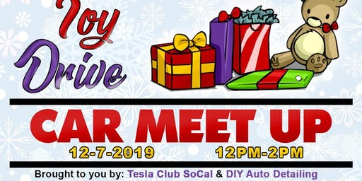 Toy Drive Event for Eli Home
