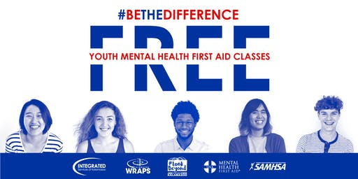 YOUTH Mental Health First Aid: January 15, 2020 at ISK