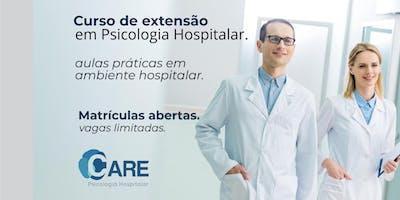Curso de extensão em Psicologia Hospitalar
