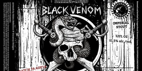 Barrel Aged Black Venom (Old Fitzgerald) tickets