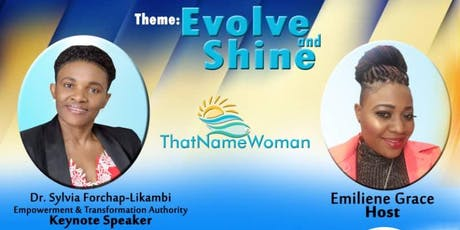 ThatName Woman Launch tickets
