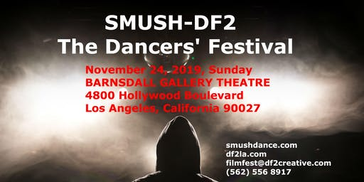 FREE TICKETS EXTENDED  For Smush Dance and DF2  Second Day
