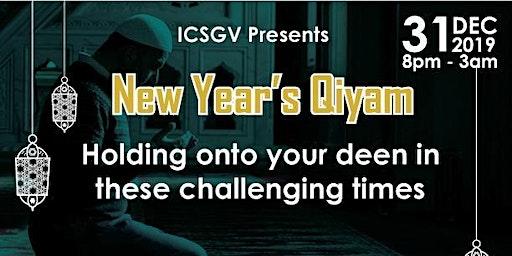 ICSGV New Years Qiyam 2019