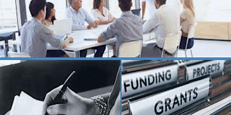 The Comprehensive Nonprofit Development & Grant Writing Workshop tickets