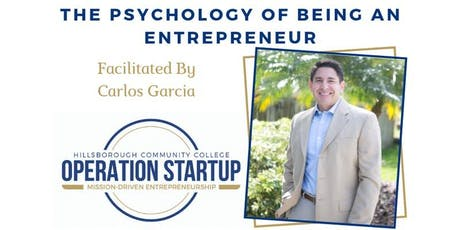 The Psychology of Being an Entrepreneur tickets