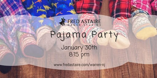 Pajama Social Dance Party