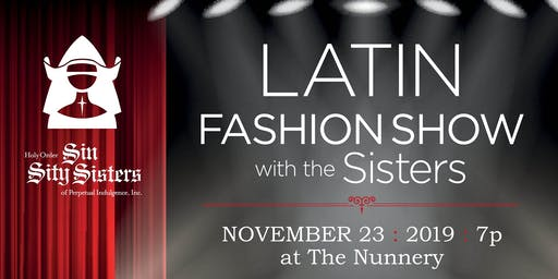 Latin Fashion Show with the Sisters