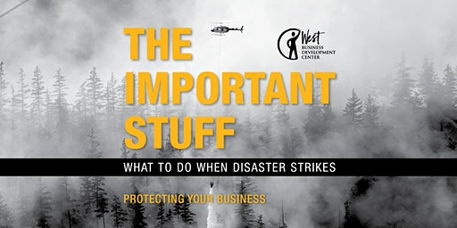 Emergency Preparation For Your Business- Ukiah