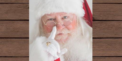 Santa Visits GOPC Winston-Salem!