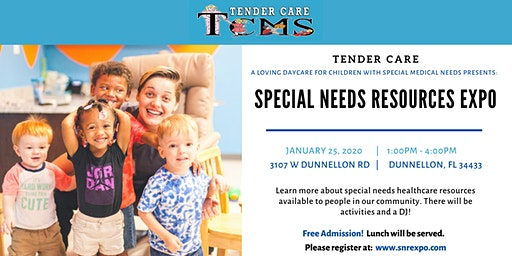 Special Needs Resources Expo