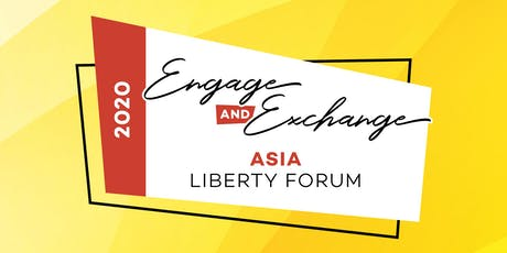 Asia Liberty Forum 2020 tickets