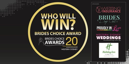 Western Sydney Brides Choice Awards Gala Cocktail Party 2020