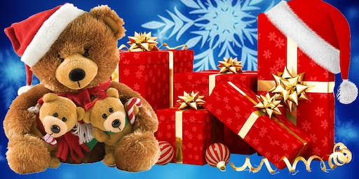 I Am A Gentleman Inc Toy Drive & Gift-Wrapping Party