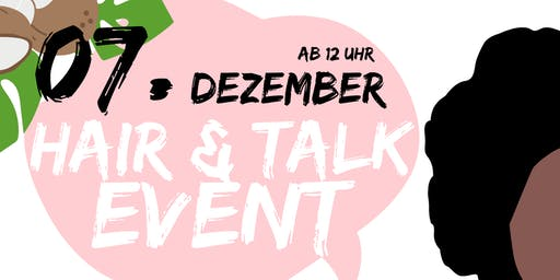 Hair & Talk Event