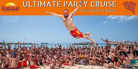 Ultimate Party Cruise 2020 tickets