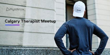 Myodetox Calgary Therapist Meetup tickets