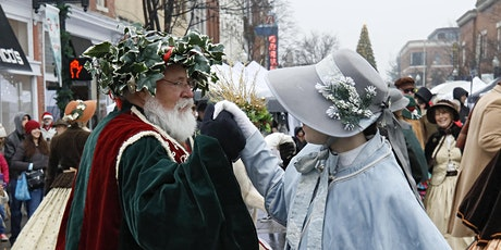35th Annual Dickens of a Christmas tickets