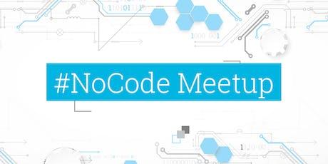 NoCode Meetup tickets