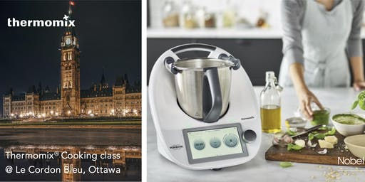 A festive Thermomix® Cooking Class