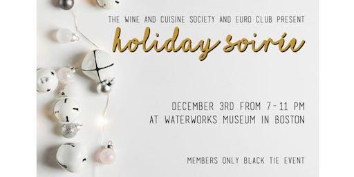 WCS x Euro Club Holiday Soiree
