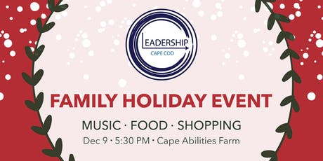 LCC Family Holiday Event tickets