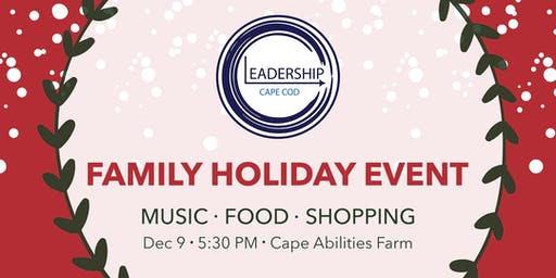 LCC Family Holiday Event