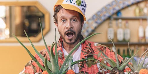 Comedian Pauly Shore Late Late Show Rockford