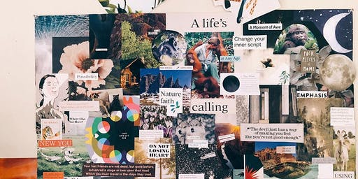 20/20 VISION : A Vision Board Party