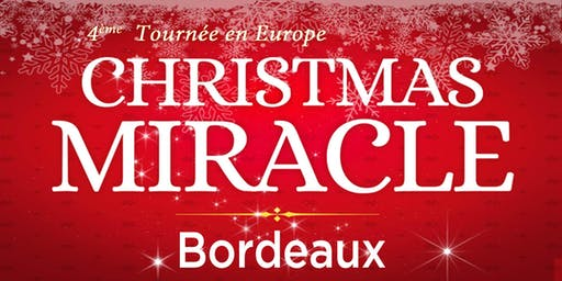 Christmas Miracle - Bordeaux