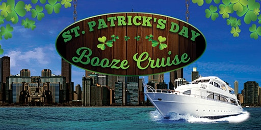 St. Patrick's Day Booze Cruise on March 17th