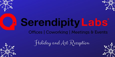 Holiday & Art Reception tickets