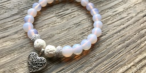 Valentine's Day Aromatherapy Bracelet Workshop