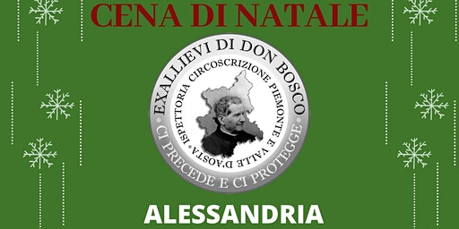 Cena di Natale Exallievi don Bosco Alessandria