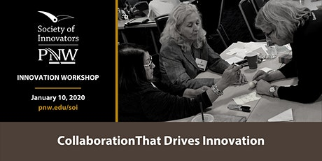 Innovation Workshop: Collaboration That Drives Innovation tickets