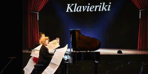 KLAVIERIKI Зимний концерт   Winterkonzert